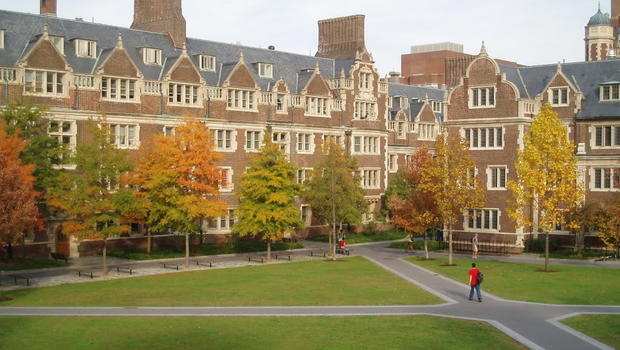Racist messages target black freshmen at UPenn