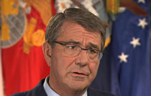 Defense Secretary Ash Carter's advice to President-elect Trump