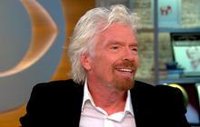 "Sir Richard Branson on U.S. presidential election, ""Don't Look Down"""