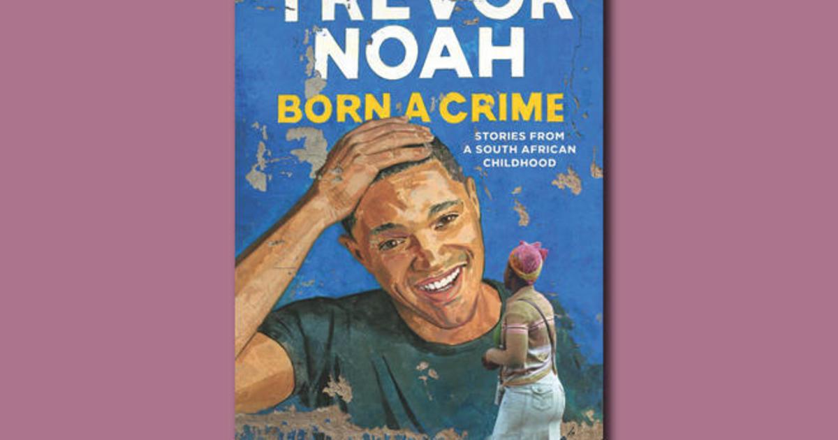 Excerpt Trevor Noah S Born A Crime Cbs News