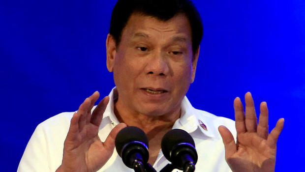 HRW to Trump: Seek accountability not WH visit for Duterte