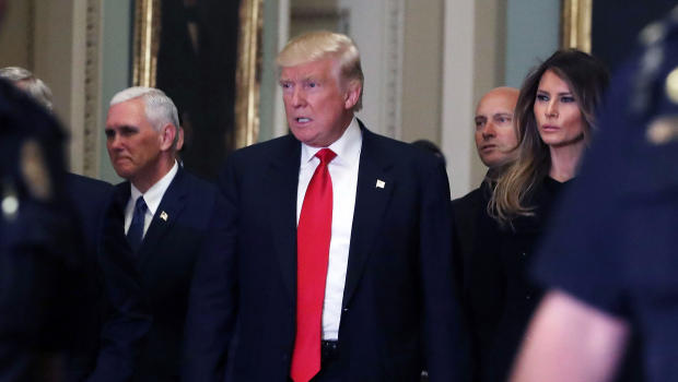 Trump's team