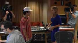 """Bruno Mars on songwriting: """"It has to sound like me"""""""