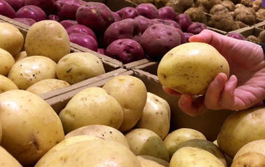 What's bad is good: Potatoes