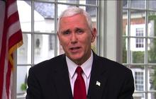 "Pence expects ""proper separation"" between Trump presidency, business dealings"