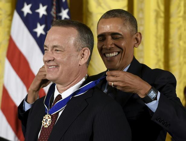 President Barack Obama - Medal of Freedom recipients ...