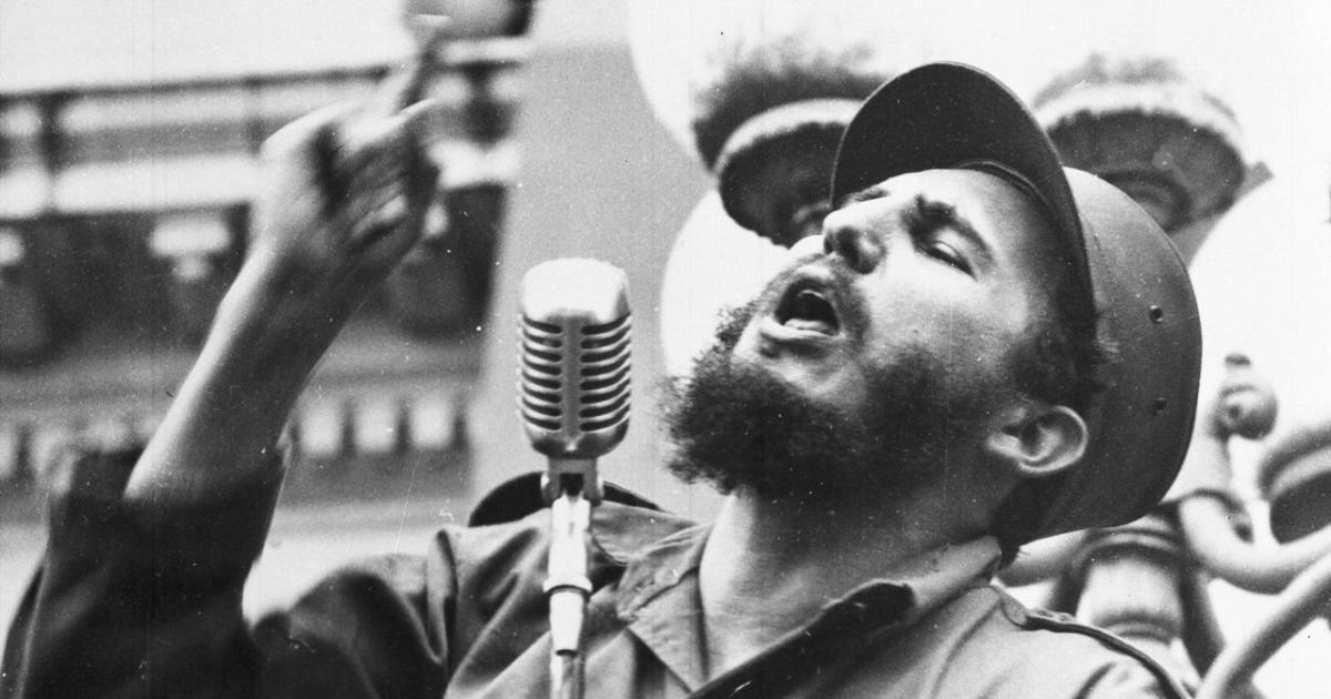 3e403b44d Cuban dictator Fidel Castro died Friday night at the age of 90 , but the  task of assessing his legacy has barely begun. We begin with a look back at  Castro ...