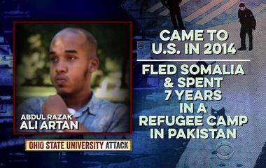 What we know about Ohio State attack suspect