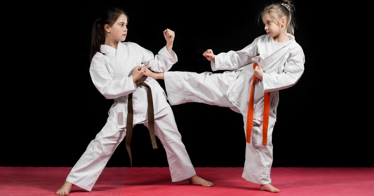 Martial Arts Can Pose Serious Dangers For Kids Cbs News