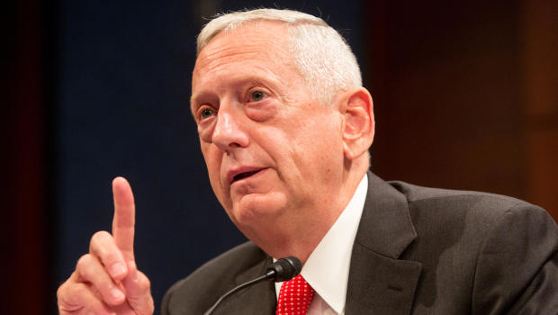 House panel approves bill to let Mattis serve