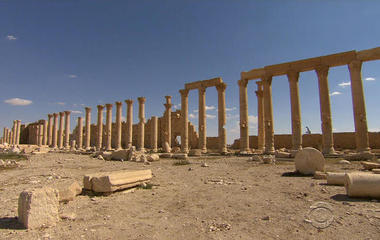 Countries pledge to protect heritage sites in war zones
