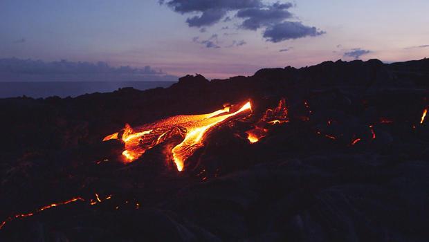 熔岩流,夏威夷火山 - 国家公园 -  620.jpg