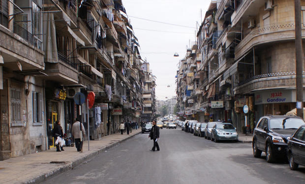 Aleppo: Before and after