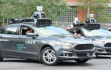 California halts self-driving Uber cars amid scare