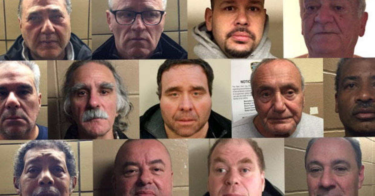 Quot Operation Shark Bait Quot Reputed Genovese Mobsters Nabbed