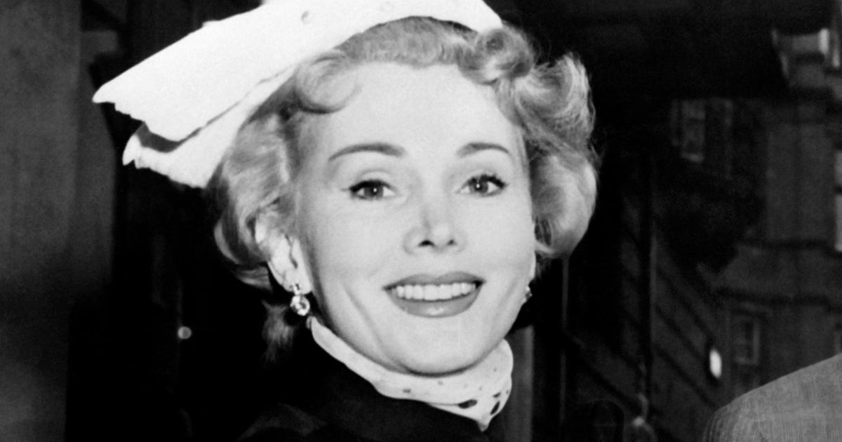 Zsa Gabor Was Remembered Friday During A Funeral Mass For Being The Epitome  Of Hollywood Glamour, An Elegant And Attention Seeking Actress Who Paved  The Way ...