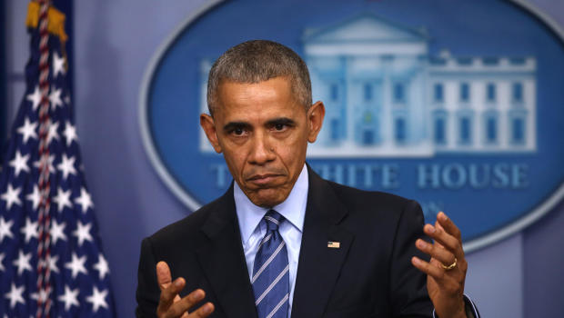 Obama Aiming to End