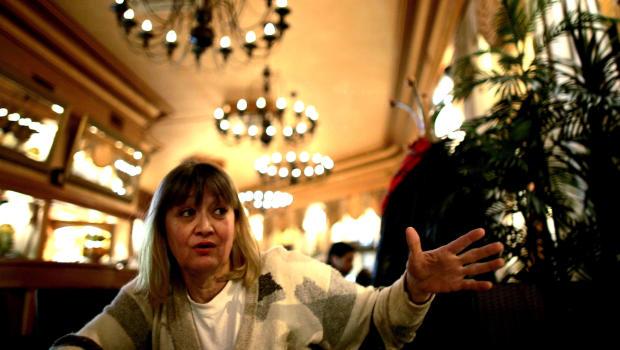 Vesna Vulovic, stewardess who survived 30000ft fall, dies