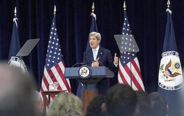 Secretary of State Kerry's speech on Israel prompts fiery response