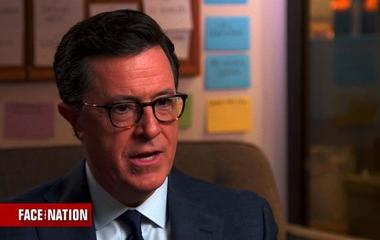 Stephen Colbert reflects on selling hot dogs at Wrigley Field