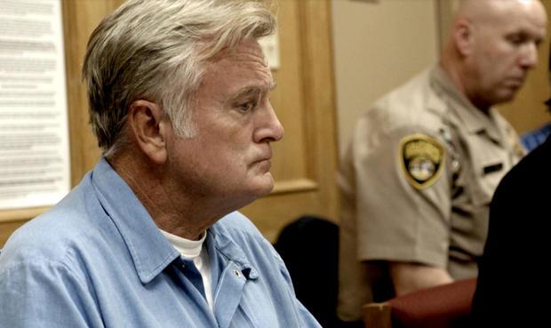 Dennis Ott在他的2015年假释听证会上