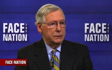 Full interview: Mitch McConnell, January 8