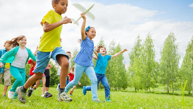 exercise an antidote for behavioral issues in children cbs news - Exercise Pictures For Kids