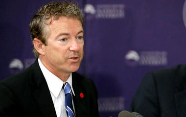 "Sen. Rand Paul: ""Obamacare is spiraling out of control"""