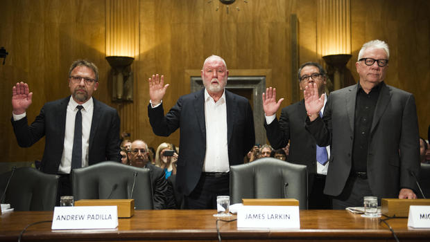 Backpage.com executives refuse to testify at congressional hearing ...