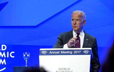 Joe Biden: 50% of cancers can be eliminated