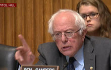 Bernie Sanders grills EPA nominee Scott Pruitt on climate change