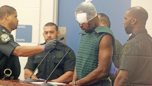 Accused Orlando Cop Killer Markeith Loyd Claims Innocence, Curses at Judge