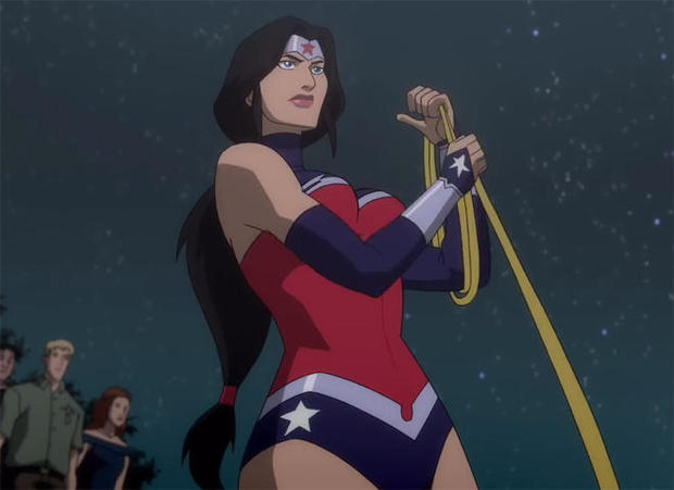 Amazonian - Wonder Woman through the years - Pictures ...