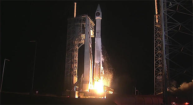 Take 2: ULA set to try rocket launch again tonight