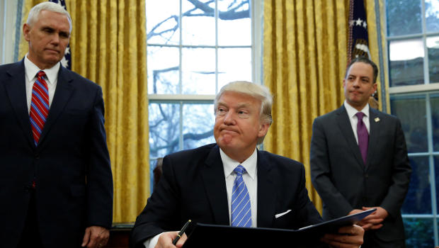 Trump reverses abortion-related policy to ban funding to worldwide health groups