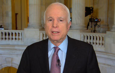 Sen. McCain on why he thinks withdrawing from TPP is harmful