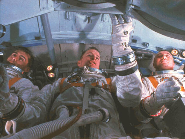 astronauts apollo 1 tragedy - photo #1