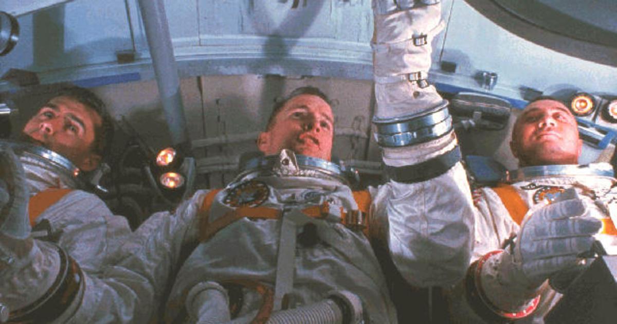 astronauts apollo 1 fire - photo #4