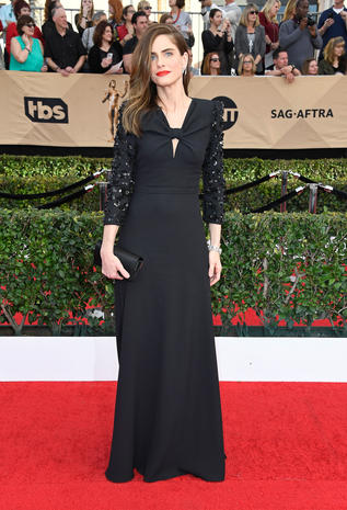 SAG Awards 2017 red carpet