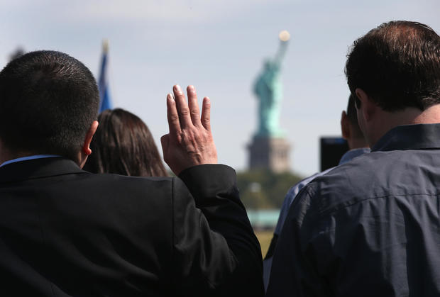 U.S. jobs most held by immigrants