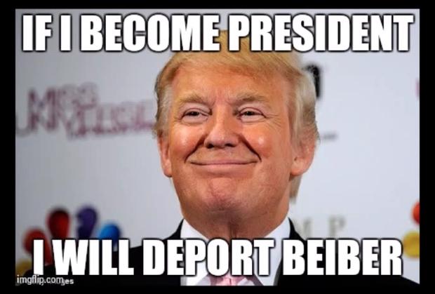 Funny Birthday Memes Donald Trump : Look at me hilarious donald trump memes pictures cbs