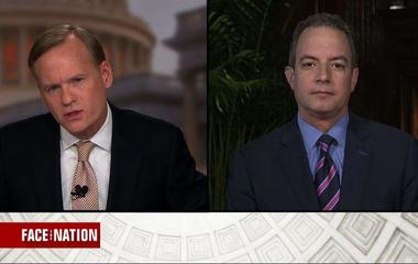 Reince Priebus says there's nothing wrong with Flynn talking to Russia about sanctions