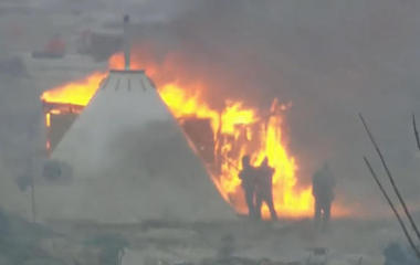Arrests made at Dakota Access Pipeline evacuation