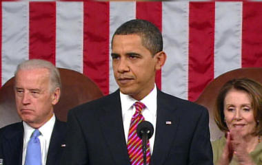 Lessons from past presidents' speeches to Congress