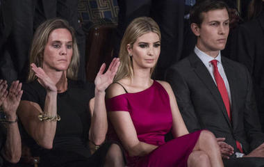 Ivanka Trump's influence on president hard to miss
