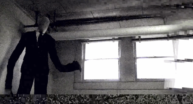 Slender Man Marble Hornets Sightings Slenderman: appearance...