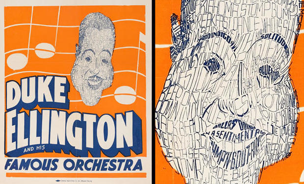 Rare concert posters on the auction block