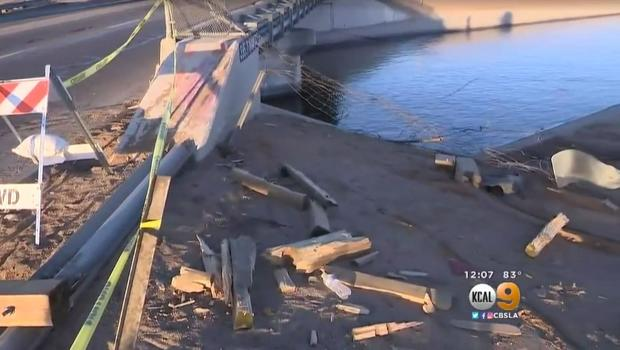 Search continues for child's body in Hesperia aqueduct after fatal accident
