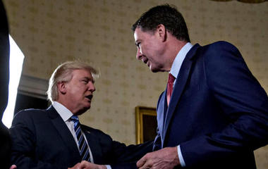 FBI Director James Comey asks DOJ to reject Trump's wiretapping claim