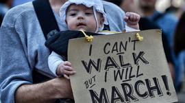 Trump protests around the world